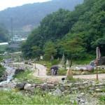 김삿갓 계곡 - 강원 영월군 김삿갓면 와석리