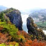 선돌 - 강원도 영월군 영월읍 방절리 산122